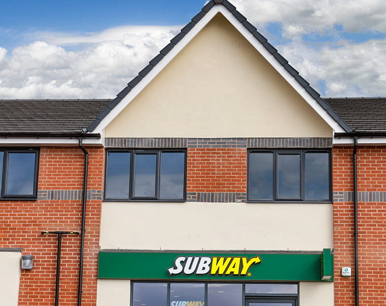 Horwich Subway Entrance Real Estate Investment Partnerships