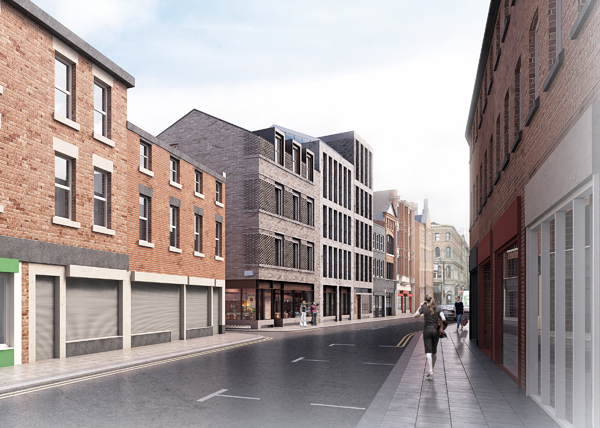 Thomas St Real Estate Investment Partnerships
